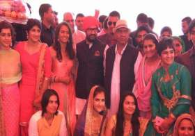 Geeta Phogat's wedding- India Tv