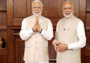 Prime Minister Narendra Modi on Thursday took his place alongside other world leaders at Madame Tussauds in London. PM Modi's new wax figure arrived at the Baker Street attraction fresh from Delhi, where Modi had a private viewing with his likeness last week.