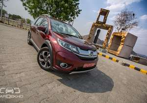 Honda will be launching the BRV on May 05, 2016. The car flaunts projector headlamps, diamond cut alloys and family front fascia on the outside. The interiors include -- automatic climate control, foldable third row seats, etc. Mechanically, the vehicle will be offered with both the diesel and petrol power plants. The 1.5-litre petrol generates 118bhp with a peak torque of 145Nm and the 1.5-litre diesel pumps out 99bhp with 200Nm of torque. The car has achieved a 5-star rating at the ASEAN NCAP crash test. It is expected to be priced competitively and will lock horns with the likes of the Hyundai Creta and the Renault Duster.- India Tv