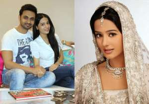 Bollywood actress Amrita Rao got hitched with her long-term boyfriend RJ Anmol today. Their wedding has come as a surprise to entire B-town. The couple has taken the vows in a private ceremony. The news about their wedding was announced by Anmol on Facebook page as he posted a pic of himself with the 'Vivah' actress. Here's a look at their secret love story- India Tv