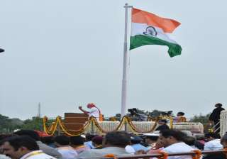 PM Modi addressing the nation on the occasion of 70th Independence Day from the ramparts of Red Fort.
