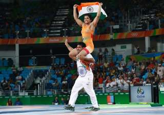 Coach Ishwar Singh Dahiya still remembers the day when a 10-year-old Sakshi Malik accompanied her mother Sudesh Malik to the Sir Chotu Ram Stadium Wrestling Academy in Rohtak.