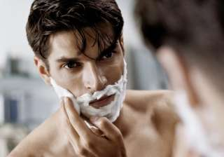 Wash face with clean water and pat dry. Apply the shaving cream over the required area. The cream creates a velvety lather that not only makes the razor glide like a dream on the skin but also softens the beard faster and makes shaving easier and smoother. With IANS Inputs