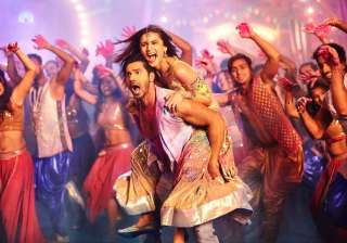 Badrinath Ki Dulhania title track Badrinath Ki Dulhania This song from Varun Dhawan-Alia Bhatt's Badrinath Ki Dulhania might not be a Holi song, but just take a look at the video and you will agree that there was no better way to shoot this than against the backdrop of Holi