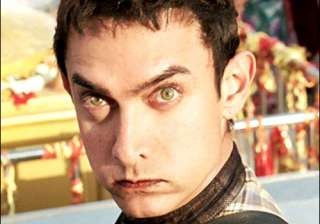 PK After experimenting with various looks, Khan finally zeroed in on the popping ears and flat hair look for the film. The actor played a humanoid alien in this Rajkumar Hirani directorial.