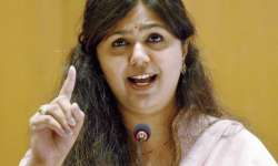 Pankaja Munde offers to quit after Beed results- India Tv