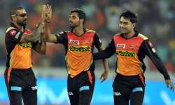 Srh, KKR, IPL 10, IPL 2017, Kolkata- India Tv
