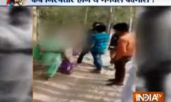 Men abused and groped two women and then posted the video- India Tv