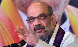 Amit Shah appeared before a Gujarat court as a witness in a