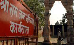 There is no enmity between Hindus and Muslims in Ayodhya: