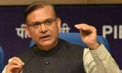 Union Aviation minister Jayant Sinha