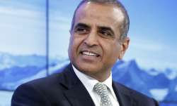 File pic of Bharti Enterprises chairman Sunil Mittal