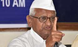 Hazare said he had written 32 letters to Prime Minister