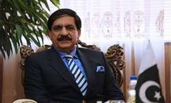 National Security Advisor of Pakistan Lt. Gen Naseer Khan