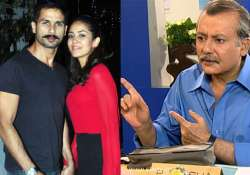 Shahid got married to Mira in a closely guarded affair in