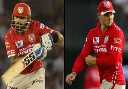 Muyrali Vijay replaces Miller as KXIP captain