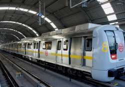 Technical snag hits metro services