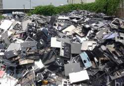 India is fifth largest producer of e-waste