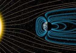 Ancient Earth had multiple magnetic poles one billion years- India Tv