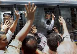 Gulbarg society massacre convicts being taken away in a