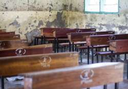 844 students enrolled, two present in school