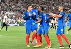 France to face Portugal