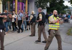 Munich mall shooting: Attacker commits suicide after