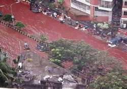 Were the pictures of 'blood-filled' Dhaka streets on