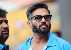 Suniel Shetty reveals the reason for walking out of RGV's