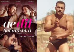 'Ae Dil Hai Mushkil' continues victory march, beats