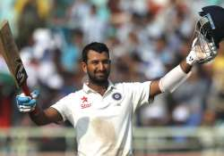 Won't be easy for England to bat on fifth day: Cheteshwar