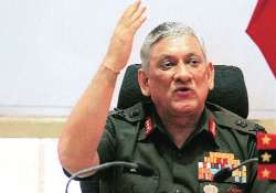 Centre defends Army Chief's selection, says it is purely