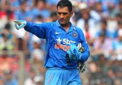 Dhoni was nudged by selectors to leave the captaincy: Report