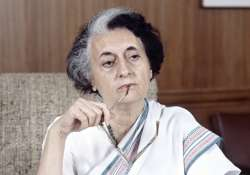 Indira Gandhi had tried to persuade then Pakistan President