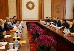 Talks with India was positive, says China- India Tv