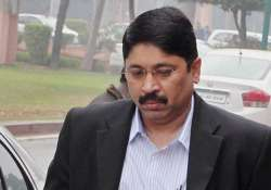 Dayanidhi Maran, other accused discharged in Aircel-Maxis