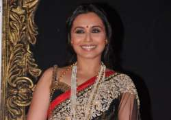 Rani Mukerji to make comeback with 'Hichki'