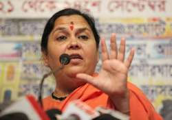 PM Modi targeted as he is from a poor family: Uma Bharti- India Tv