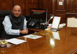 Arun Jaitley takes additional charge of Ministry of Defence - India Tv