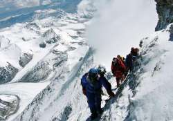 Indian Navy, Mt Everest- India Tv