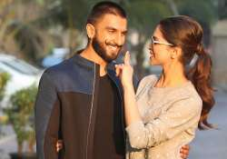Are Deepika Padukone & Ranveer Singh headed towards