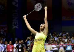 Sindhu, Sai Praneeth advance to quarter-finals