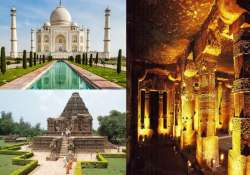 World Heritage Day: Top Heritage sites of India