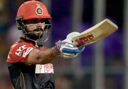 IPL 2017: Match fit Virat Kohli to lead RCB against Mumbai