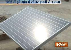 How these remote villages in Rajasthan received electricity