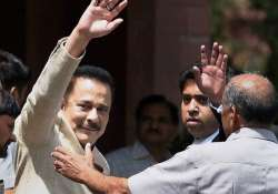 Will deposit Rs 1500 cr by June 15, Subrata Roy tells SC- India Tv