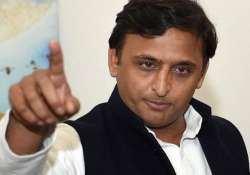 Akhilesh Yadav blames BJP for 'anarchy' in UP- India Tv