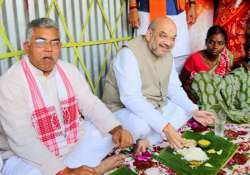Bengal family joins TMC just days after hosting BJP chief