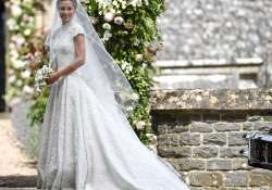 Pippa Middleton got hitched! Here are some highlights of