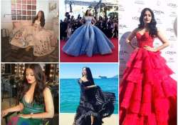 Cannes 2017: Aishwarya Rai Bachchan is slaying the red- India Tv